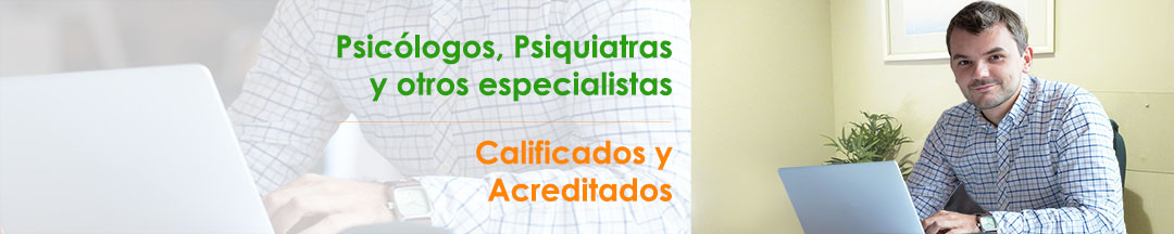 Especialistas Acreditados y Calificados